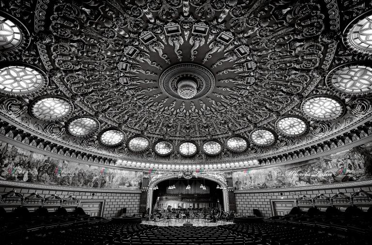 Ateneul Român – interior