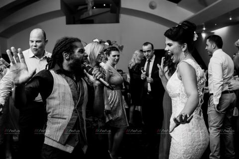 Fotografie de nunta … de la nunta :)