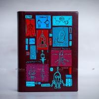 Album foto cu coperta pictată manual 3