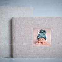 Album foto – copertă din pânză .