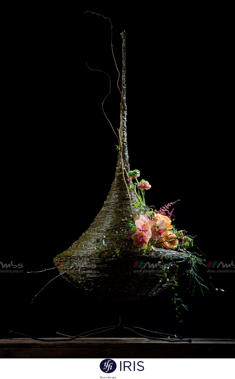 INTERNATIONAL FLORAL ART 2016-2017- Floraria Iris