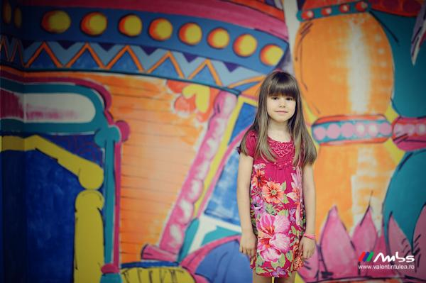fata mea este model