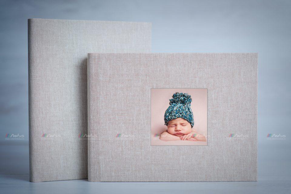 Album foto - copertă din pânză